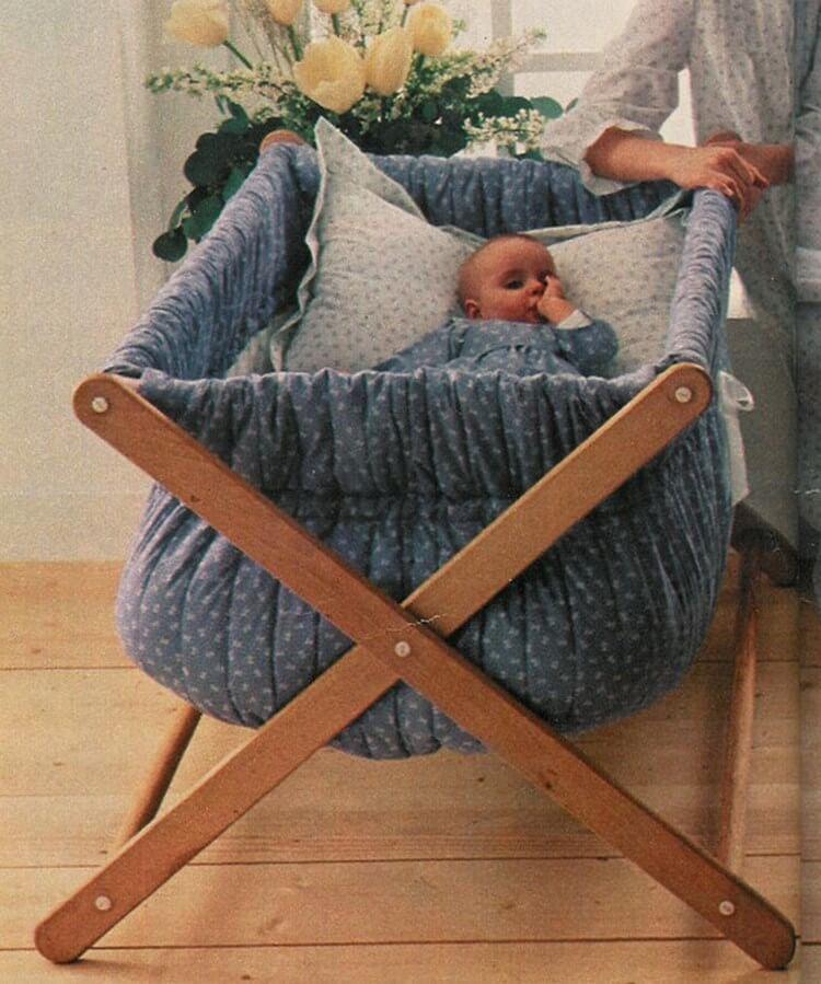 Детские кроватки сделать своими руками руками