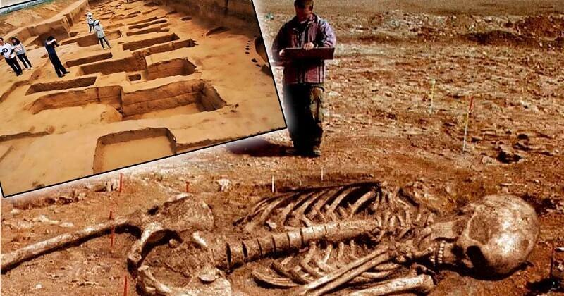 факты о великанах найденных археологами сильнейшая