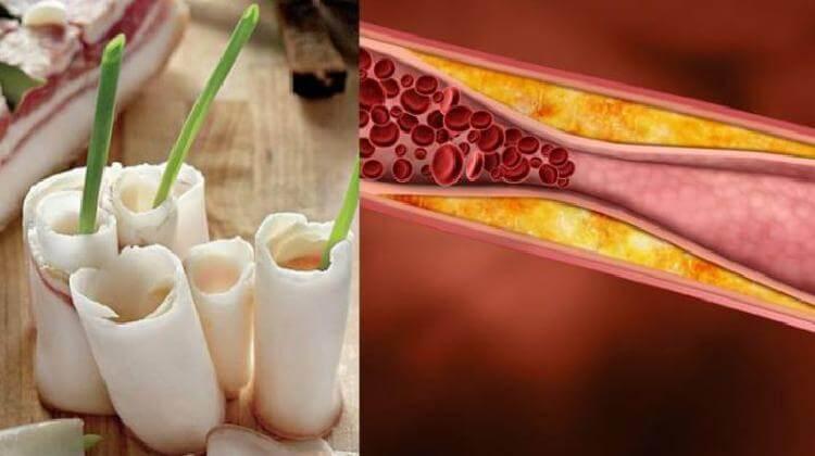 Что происходит с организмом, когда вы едите сало