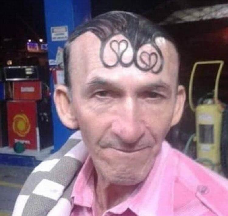 Когда твой парикмахер немного не в себе