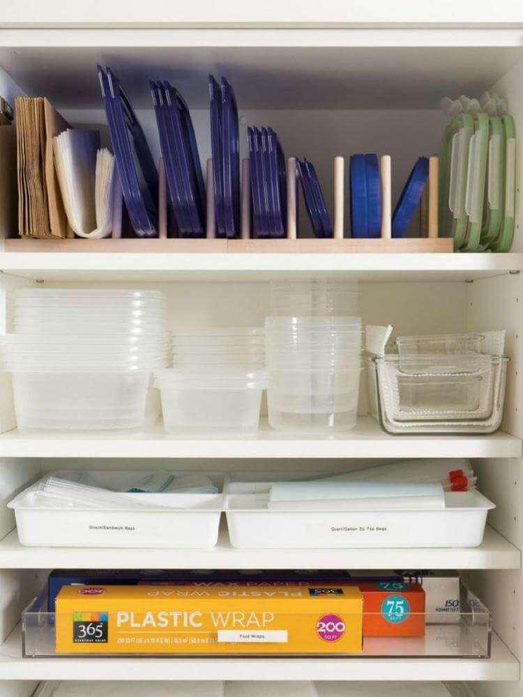 12 простых способов, как организовать кухню