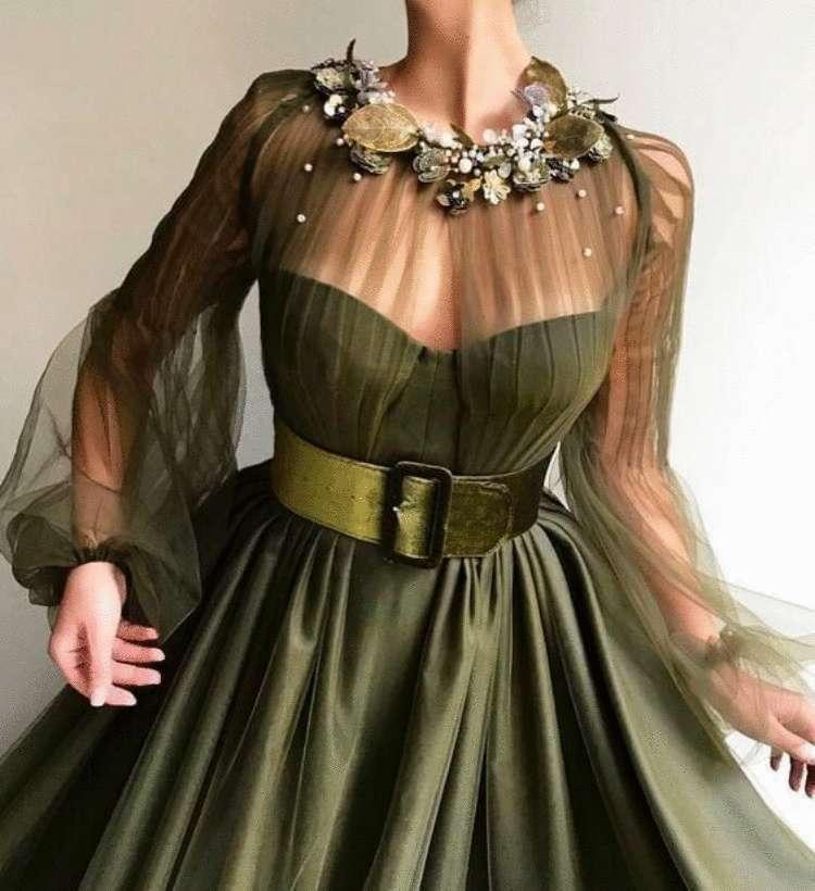 Роскошные вечерние платья, в которых каждая женщина будет чувствовать себя  королевой — Лепрекон